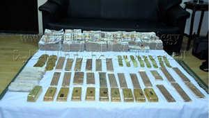 الداخلية المصرية تعلن القبض على سارقي 35 سبيكة ذهبية وفضية من خزائن مصلحة سك العملة