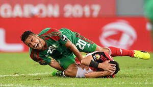 أغرب لقطات مباريات الدور ربع النهائي لكأس أمم أفريقيا
