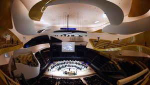 أجمل وأغرب دور العروض الموسيقية حول العالم