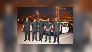 الزي الجديد لرجال الأمن في السعودية