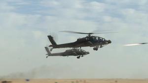"""بالفيديو: الجيش المصري يعلن قتل 65 """"إرهابياً"""" في سيناء بعد أسبوع على إعلانه قتل 60"""