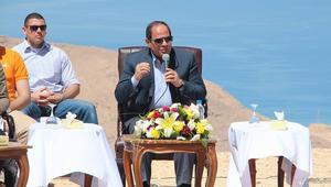 أمريكا تراقب الوضع في مصر.. والسيسي: أشعر بالقلق من الداخل وليس من الخارج