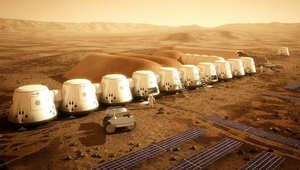 هل يمكن لامرأة أن توصل الإنسان إلى المريخ بحلول عام 2035؟