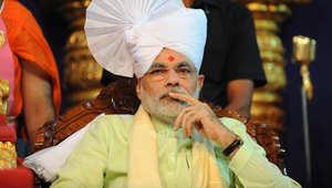 """رئيس وزراء الهند الجديد.. """"عدو"""" المسلمين الممنوع من دخول أمريكا"""