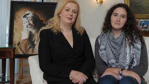 جدل على مواقع التواصل الاجتماعي بعد مقابلة مع ابنة ياسر عرفات