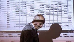 أزمات العالمية من بينها العراق تؤثر في أسواق الأسهم العالمية