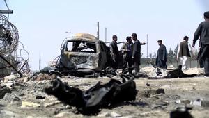 شاهد.. انفجار في كابول يقتل 26 شخصاً على الأقل