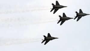 طائرات من سلاح الجو الماليزي
