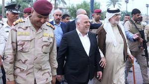 حيد العبادي رئيس وزراء العراق