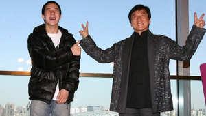 إدانة ابن جاكي تشان بحيازة مخدرات والحكم بسجنه لستة أشهر