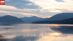 """هنا تلتقي بحيرة """"لوش ليفن بـ""""لوس ليني"""" في منطقة بولشوليش"""