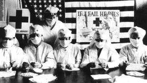 بعد 100 عام من وباء إنفلونزا 1918.. كيف نتعلم منه اليوم؟