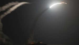 عمليات التحالف الجوية بكوباني