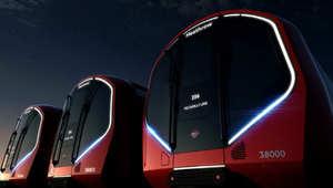 """بالصور..هل يتحول قطار لندن إلى """"مركبة فضائية"""" في العام 2020؟"""