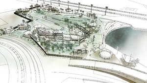 """بالصور..""""ليغولاند"""" و""""موتشين غايت"""" و""""لؤلؤة دبي"""" منتزهات تسلية ضخمة قيد التطوير في دبي"""