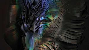 بالصور..أزياء ذكية تغير شكلها وألوانها بحسب طاقة الجسم والنشاط العصبي
