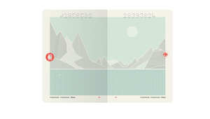 ما السر الذي يحمله تصميم جواز سفر النرويج الجديد؟