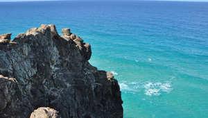 بالصور..هل هذه الجزيرة الأكثر فرادة من نوعها في العالم؟