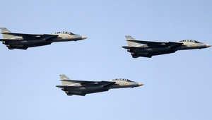 طائرات إيرانية مقاتلة