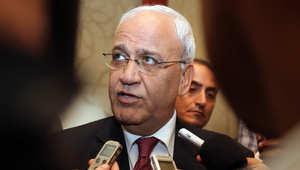 صائب عريقات: الانتخابات الإسرائيلية تظهر نجاح حملات بنيت على العنصرية والمستوطنات