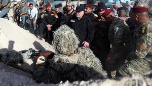 العبادي: عملية تحرير الموصل تسير حسب الخطة وسنحقق النصر