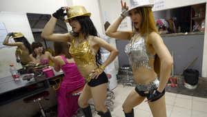 راقصات - صورة تعبيرية