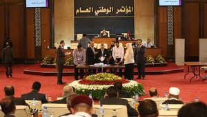 نائب رئيس المؤتمر الوطني الليبي يُبطل تعيين معيتيق رئيسا للحكومة