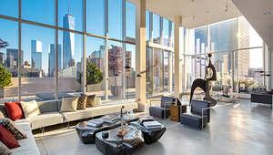 بالصور..داخل أغلى الشقق السكنية في مدينة نيويورك الأمريكية