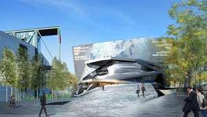 دار أوبرا بشكل مركبة فضائية بقيمة 446 مليون دولار في باريس