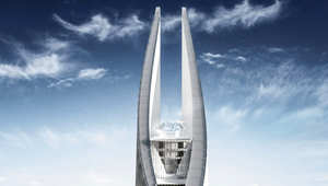 """""""برج النور"""" في المغرب..هل سيكون أعلى برج في أفريقيا؟"""