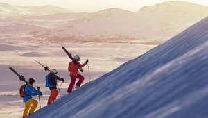 بالصور..عش تجربة مميزة من رحلات التزلج في اسكندنافيا