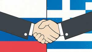 اليونان  تتفق مع روسيا على تمرير أنبوب غاز وتوجه صفعة إلى أوروبا