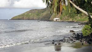 بالصور.الجزر الـ12 الأكثر رومانسية في المحيط الهادئ