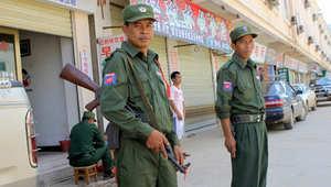 """ميانمار.. مقتل 47 جندياً في اشتباكات مع مسلحي """"كوكانغ"""" قرب الحدود مع الصين"""