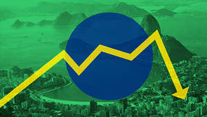 """اقتصاد البرازيل يعاني ضربة قاسية وS&P تخفّض تصنيف ديونها إلى """"غير مرغوب بها"""""""