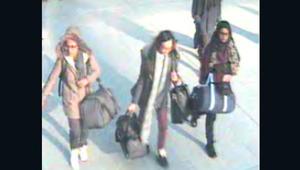 ماذا حل بالمراهقات البريطانيات اللواتي هربن لسوريا؟