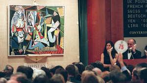 اللوحة الفنية