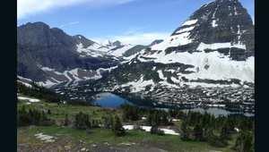 الحديقة الوطنية الجليدية، مونتانا، الولايات المتحدة الأمريكية