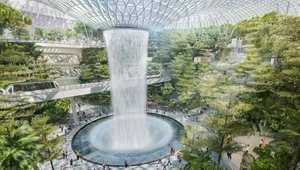 بالصور..مشروع معماري في سنغافورة..من الأكثر تميزاً وبكلفة مليارات الدولارات