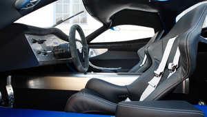 التصميم الداخلي للسيارة
