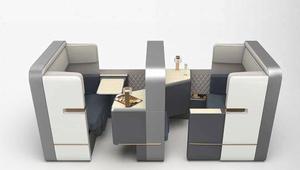 """من مقاعد """"انعدام الجاذبية"""" إلى الانترنت السريع.. 4  طرق لزيادة رفاهية ركاب الطائرات"""