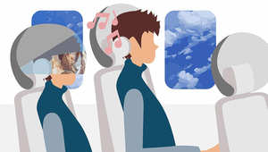 نوافذ ذكية وعوالم افتراضية وأشكال دائرية للطائرات..هذه أبرز تصاميم طائرات المستقبل