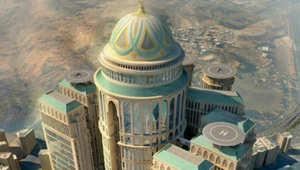 إليك بعض المعلومات عن أبراج كدي بمكة والتي ستضم أكبر فندق بالعالم العام 2017
