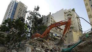 ماذا يبقى من بيروت..عندما يموت التاريخ في منازل القرميد الأحمر الحقيقية وتدب الحياة بناطحات السحاب المستنسخة