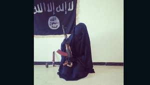 بالصور.. اللقطات التي تروجها النساء بتنظيم داعش لاستقطاب الشباب والفتيات
