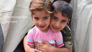 """""""داعش"""" طردهم من منازلهم.. ما الذي يشتاق إليه اللاجئون العراقيون؟"""