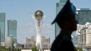 """""""بلاد العجائب"""" بنسخة جديدة في كازاخستان"""