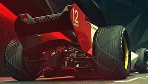 """كيف ستبدو سيارة """"فورمولا وان"""" في العام 2056؟"""