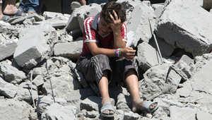 """الأزمة الإنسانية في سوريا تتفاقم.. وأوبراين يصف ما يحدث هناك بـ """"المريع"""""""