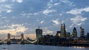 لندن.